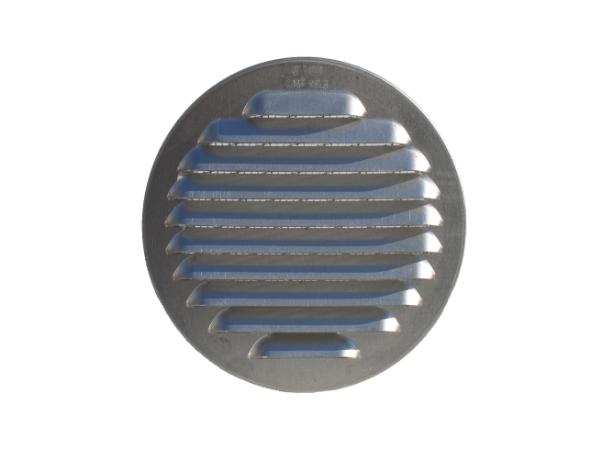 Ventilationsgitter aus Aluminium
