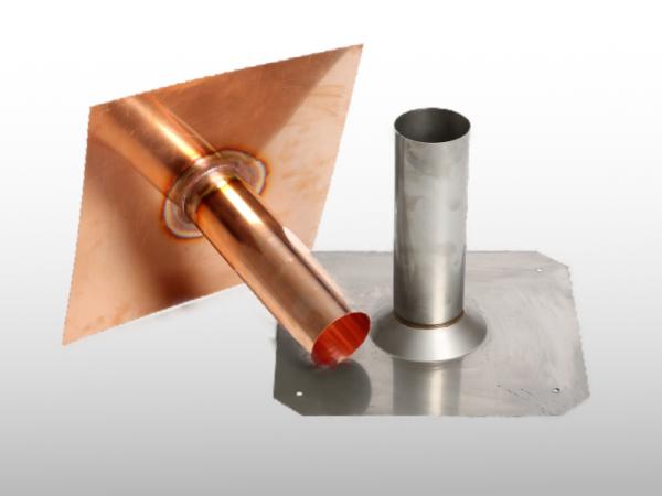 Ablauf Kupfer Edelstahl kaufen