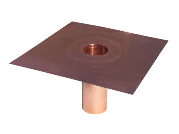 Dachwasserablauf-kupfer-gerades-tablett